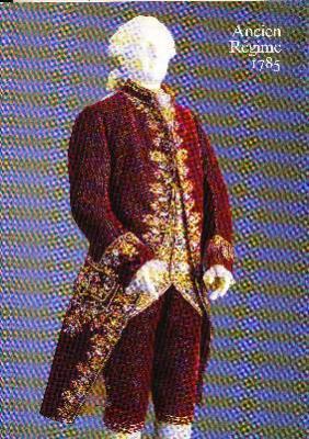 ancien-rEgime-premier-empire-1785-1805-textilkunst-und-kostUm-l-art-textile-et-la-toilette