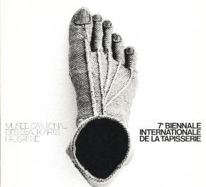 catalogue-de-la-septiEme-biennale-internationale-de-tapisserie-de-lausanne