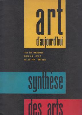 art-d-aujourd-hui-synthEse-des-arts-