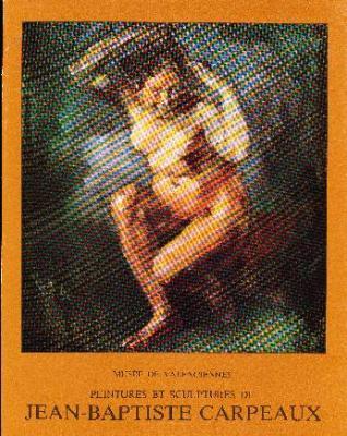 catalogue-des-peintures-et-sculptures-de-jean-baptiste-carpeaux-À-valenciennes