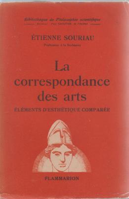la-correspondance-des-arts-ElEments-d-esthEtique-comparEe