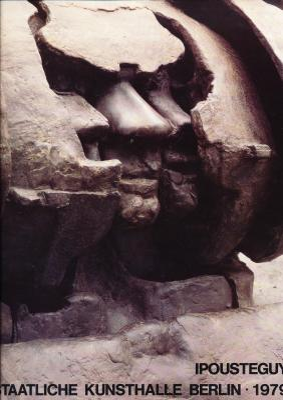 ipousteguy-staatliche-kunsthalle-berlin-werke-1956-1978-1979-1991-2volumes-