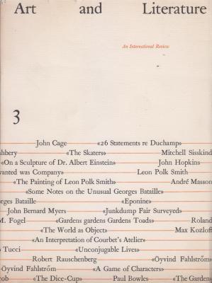art-and-literature-an-international-review-3-autumn-winter-1964