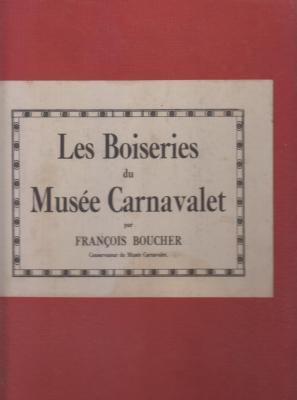 les-boiseries-du-musEe-carnavalet