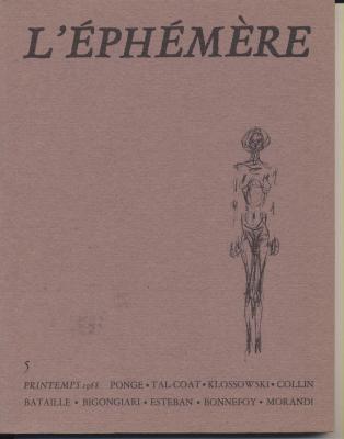 l-EphEmEre-n°-5