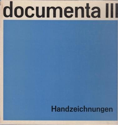 documenta-3-handzeichnungen
