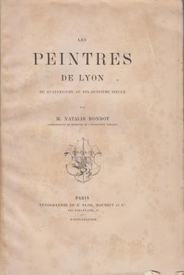 les-peintres-de-lyon-du-quatorziEme-qu-dix-huitiEme-siEcle