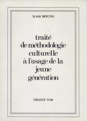 traitE-de-mEthodologie-culturelle-À-l-usage-de-la-jeune-gEnEration