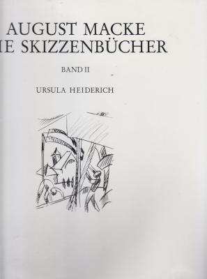 august-macke-die-skizzenbUcher-band-1-und-2