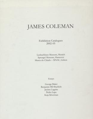 james-coleman-exhibition-catalogues-2002-05