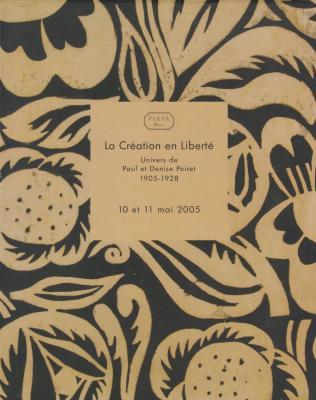 la-crEation-en-libertE-univers-de-paul-et-denise-poiret-1905-1928
