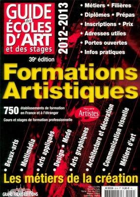 guide-des-ecoles-d-art-2012-2013-formations-artistiques-les-metiers-de-la-creation