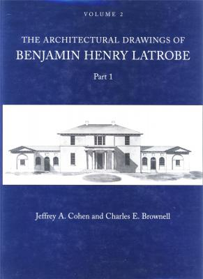 benjamin-henry-latrobe-architectural-drawings-