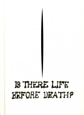maurizio-cattelan-is-there-life-before-death-