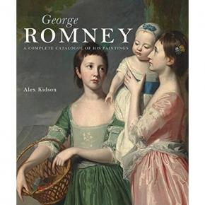 george-romney-a-complete-catalogue-of-his-paintings-3-vol-
