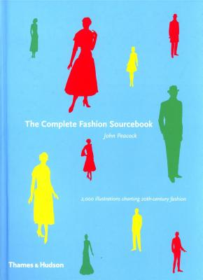 the-complete-fashion-sourcebook-anglais