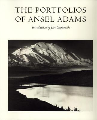 ansel-adams-the-portfolios-paperback-anglais