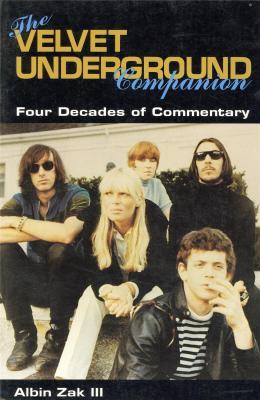 the-velvet-underground-companion-four-decades-of-commentary-