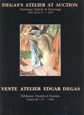 degas-s-atelier-at-auction-vente-atelier-edgar-degas-tableaux-pastels-et-dessins-2-vol-