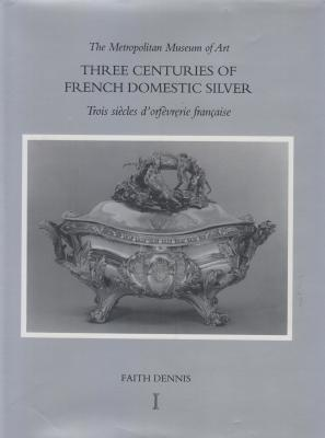 three-centuries-of-french-domestic-silver-trois-siEcles-d-orfEvrerie-franÇaise-deux-volumes-