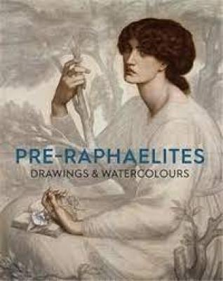 pre-raphaelites-drawings-and-watercolours