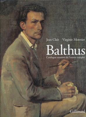 balthus-catalogue-raisonnE-de-l-oeuvre-complet-
