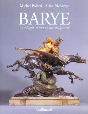 barye-catalogue-raisonnE-des-sculptures