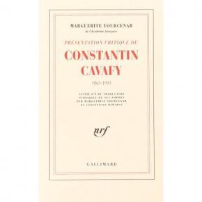 prEsentation-critique-de-constantin-cavafy-suivi-de-poEmes