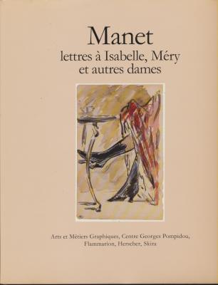 manet-lettres-a-isabelle-mery-et-autres-dames