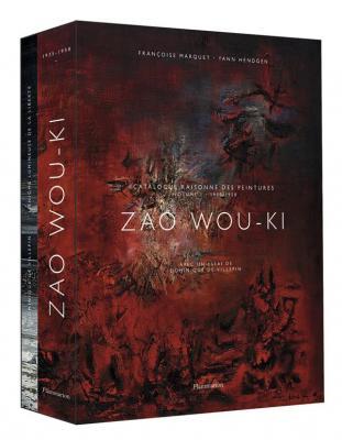 zao-wou-ki-catalogue-raisonnE-des-peintures-volume-1-1935-1958