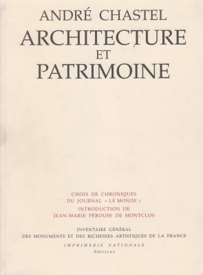 architecture-et-patrimoine-choix-de-chroniques-du-journal-le-monde-
