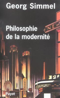 philosophie-de-la-modernitE