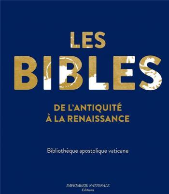 les-bibles-de-l-antiquitE-À-la-renaissance