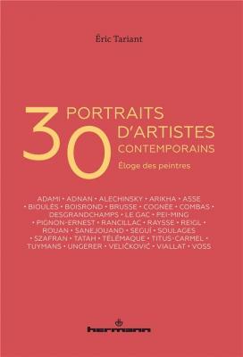 30-portraits-d-artistes-contemporains-Eloge-des-peintres
