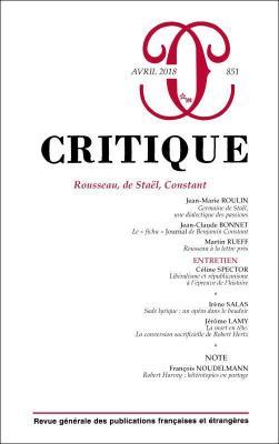 critique-n°851-rousseau-de-staEl-constant