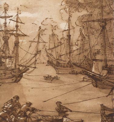 claude-lorrain-dessins-du-british-museum