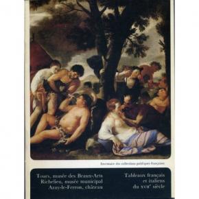 tours-musEe-des-beaux-arts-richelieu-musEe-municipal-azay-le-ferron-chÂteau-tableaux-franÇais