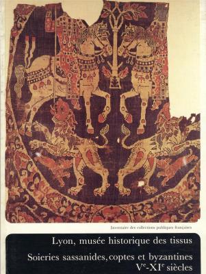 lyon-musEe-historique-des-tissus-soieries-sassanides-coptes-et-byzantines-ve-xie-siEcles