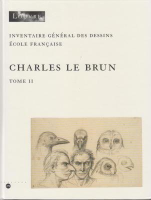charles-le-brun-inventaire-gEnEral-des-dessins-du-musEe-du-louvre-2-tomes-