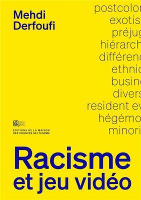 racisme-et-jeu-vidEo