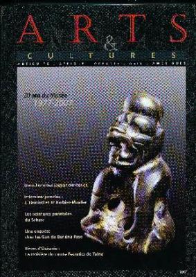revue-arts-et-cultures-n°8-2007-30ans-du-musEe-1977-2007