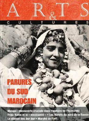 revue-arts-et-cultures-n°12-parures-du-sud-marocain-2011-