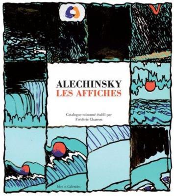 alechinsky-les-affiches-catalogue-raisonnE