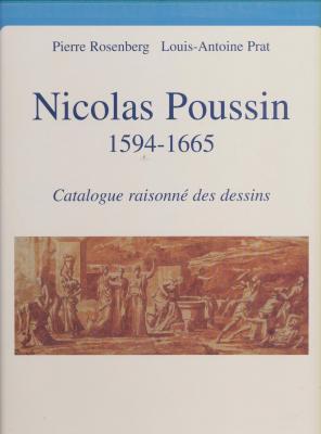 nicolas-poussin-1594-1665-catalogue-raisonnE-des-dessins