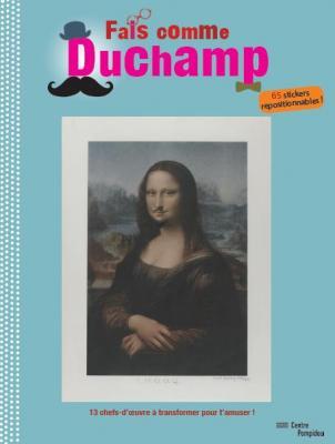 fais-comme-duchamp-!-cahier-d-activitEs