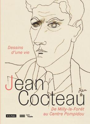 jean-cocteau-dessins-d-une-vie-de-milly-la-forEt-au-centre-pompidou
