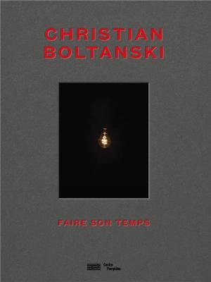 christian-boltanski-faire-son-temps