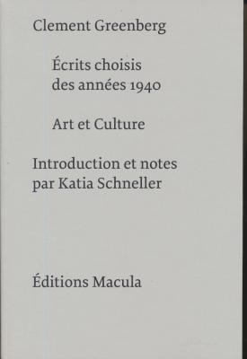 Ecrits-choisis-des-annEes-1940-art-et-culture-