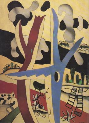 fernand-lEger-catalogue-raisonnE-de-l-oeuvre-peint-1932-1937-