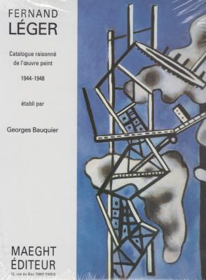 fernand-lEger-catalogue-raisonnE-de-l-oeuvre-peint-1944-1948-